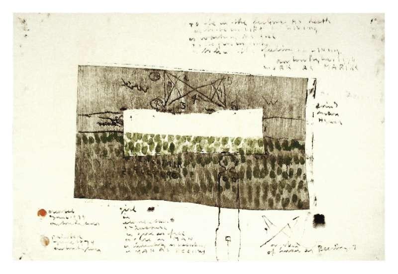 Anton Heyboer, System of man as being, 1974