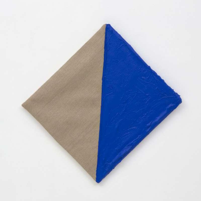 Jan Van Den Dobbelsteen, Blauwe Driehoek