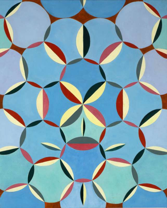 Rob Birza, Shifting Circles XII