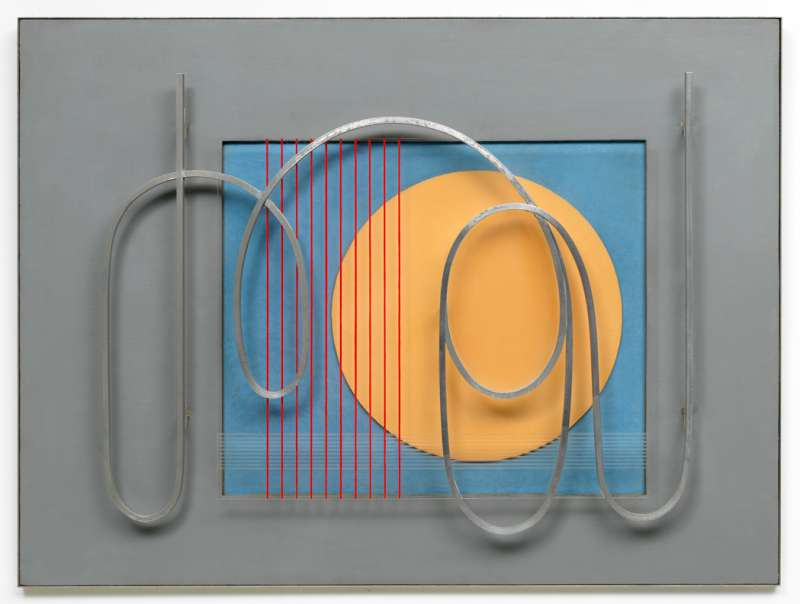 César Domela, Relief no. 133, 1970