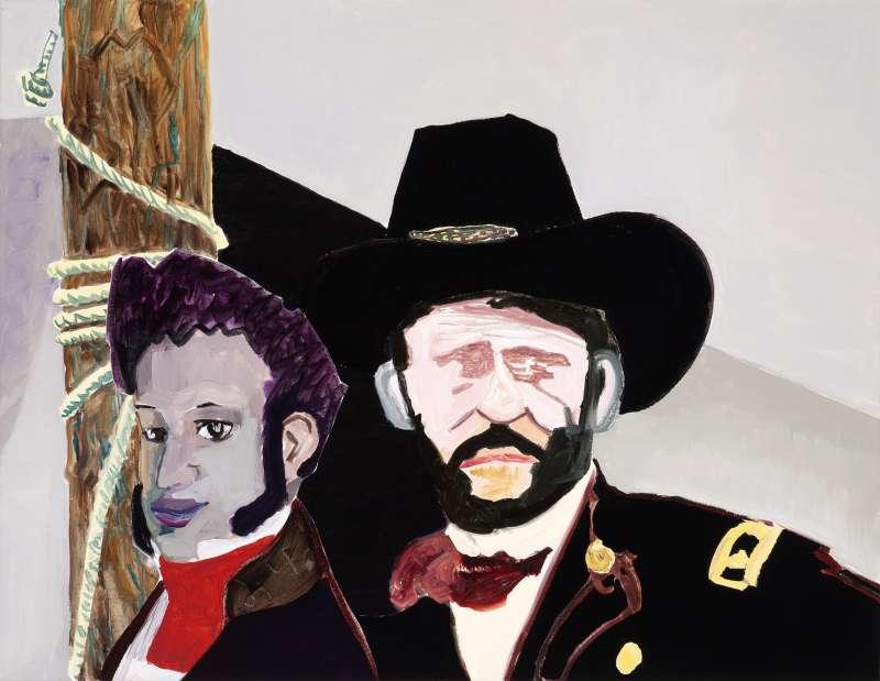 Poesjkin en General Grant, 2011