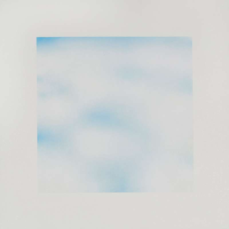 The Window Sky/White, 2014