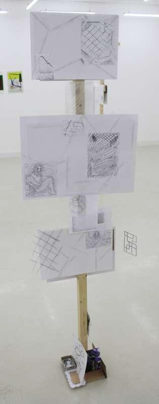 Masakazu Takatori, Shadow Dimensions 3, 2013