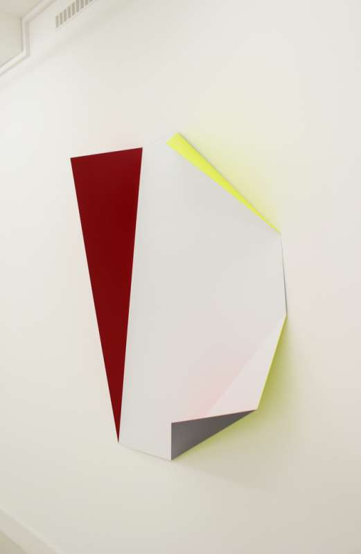Rana Begum, #227 (flat piece), 2010