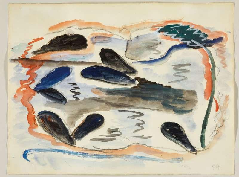 René Daniëls, untitled, 1979