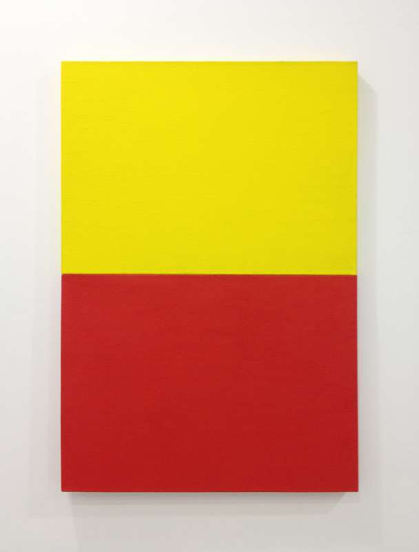 yellow, red, 1962