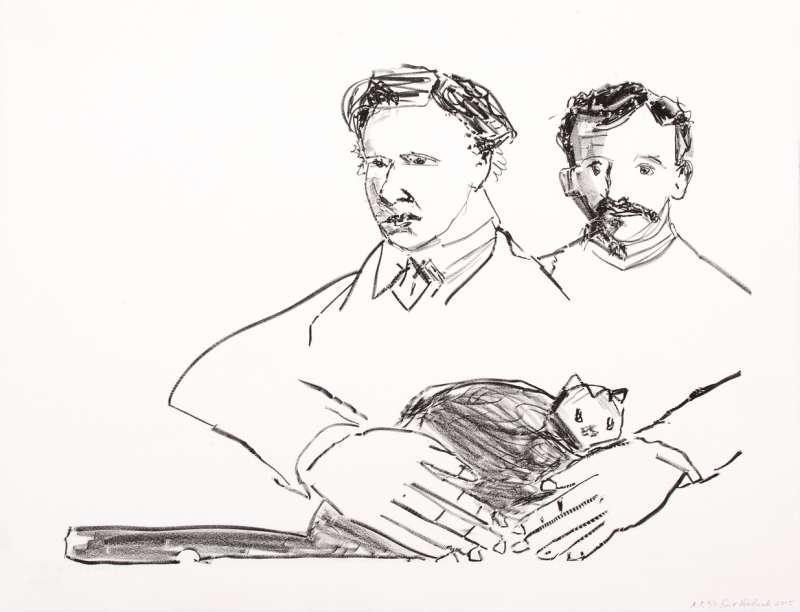 Emo Verkerk<br>Vincent en Theo, 2015