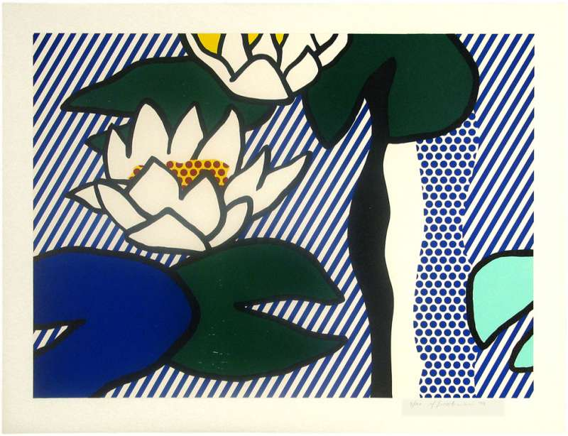 Nympheas, 1994