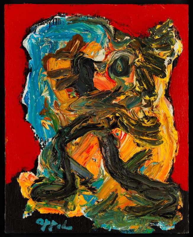 Small Figure no. 25, 1988