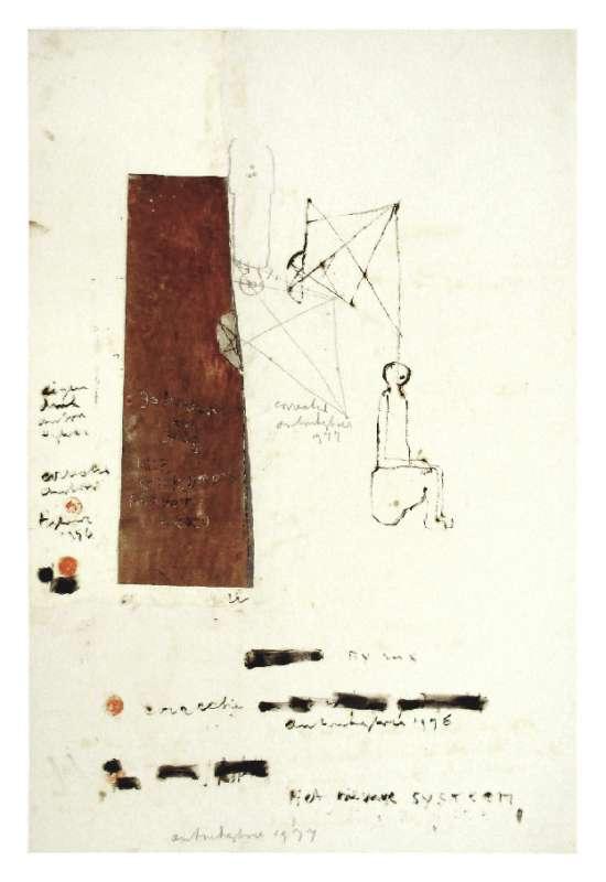Anton Heyboer, Het nieuwe Systyeem, 1977