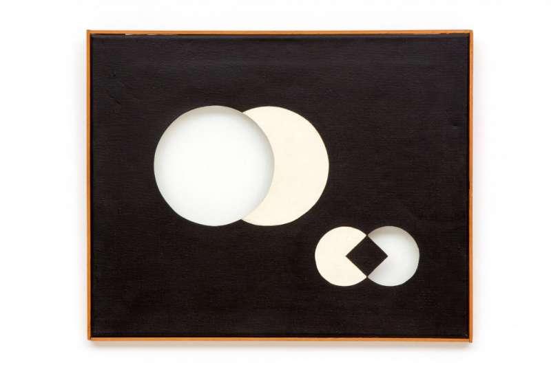 Frans Mossou, Untitled