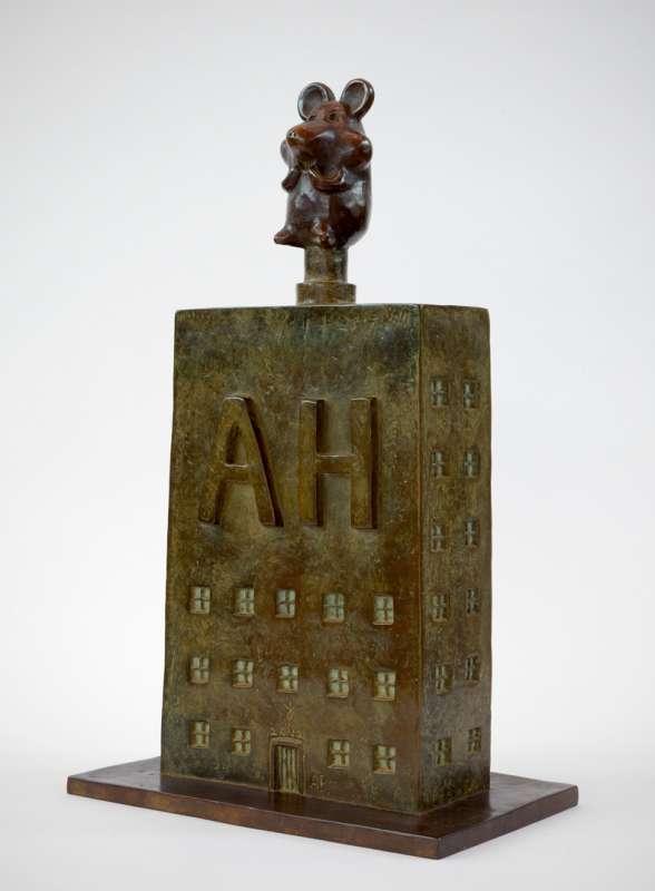 Joost van den Toorn, Hamster House of Horror, 2012