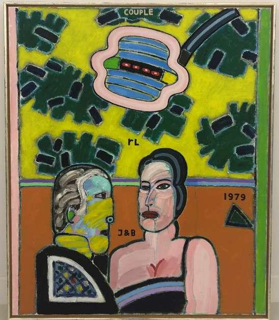 Portret van het Echtpaar (2e versie), 1971 - 79