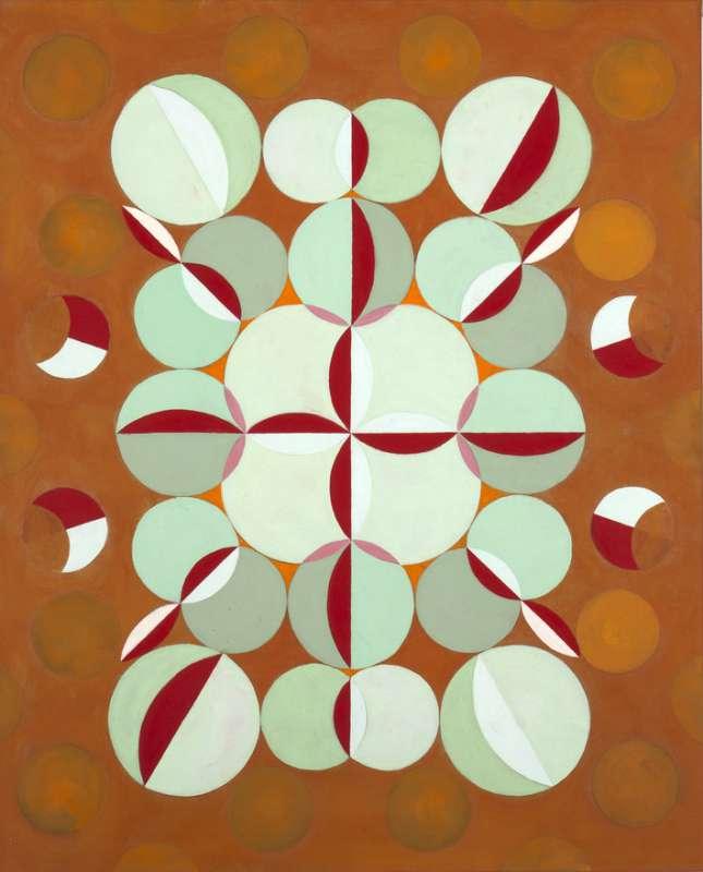 Rob Birza, Shifting Circles Nr III, 2015