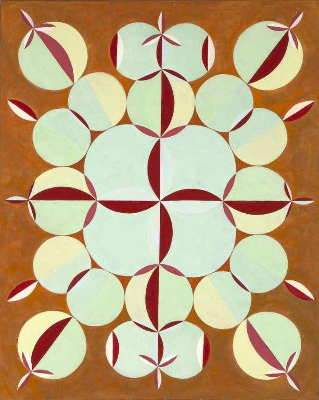 Shifting Circles Nr IV, 2015