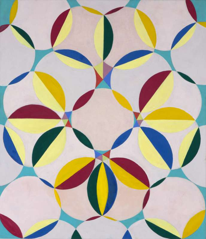 Shifting Circles Nr XIII, 2016