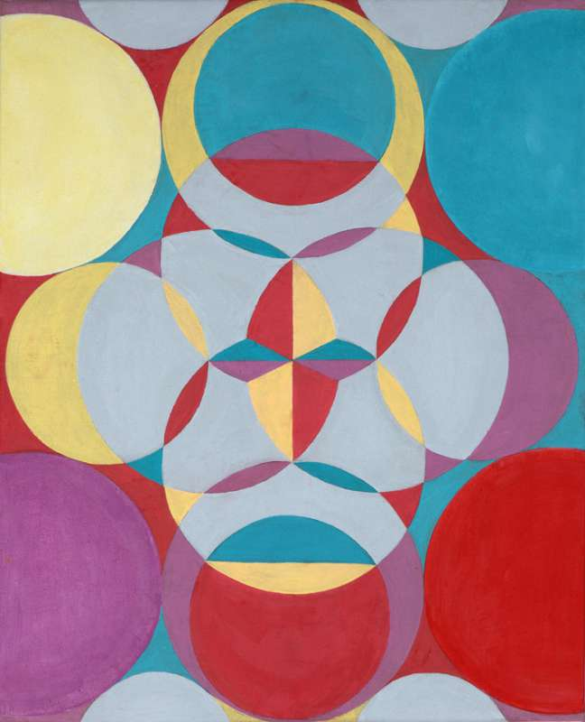 Shifting Circles Nr XIV, 2016
