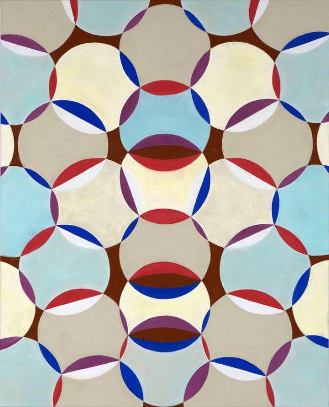 Shifting Circles Nr XVI, 2016
