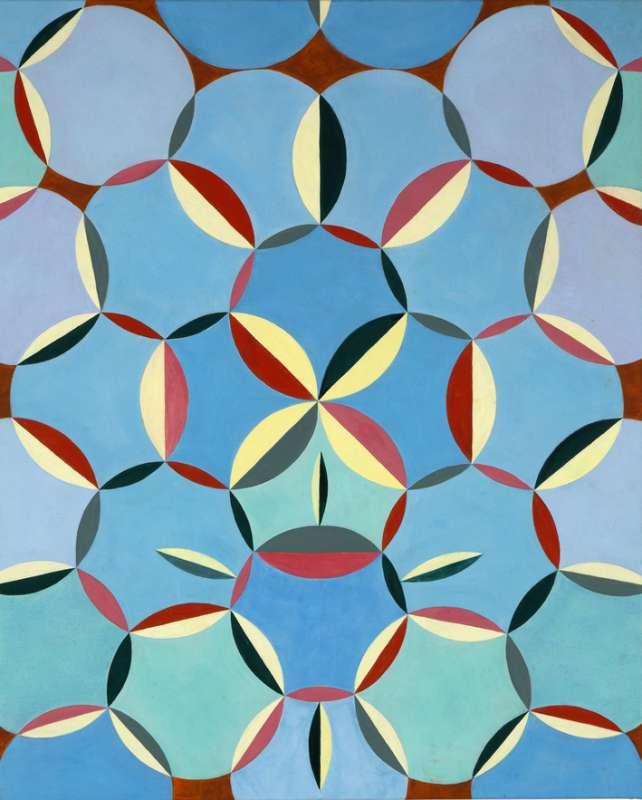 Shifting Circles, Nr XII, 2016