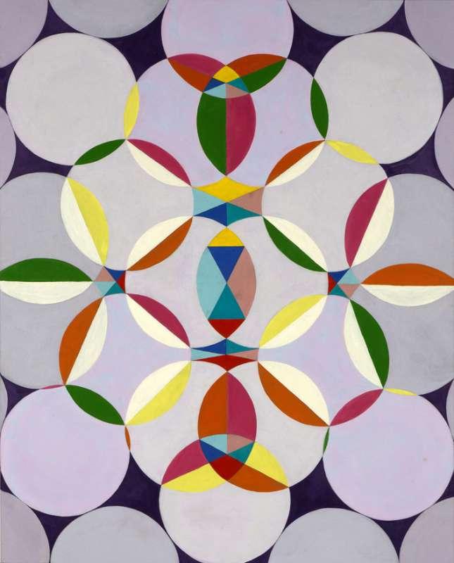 Shifting Circles VI, 2015