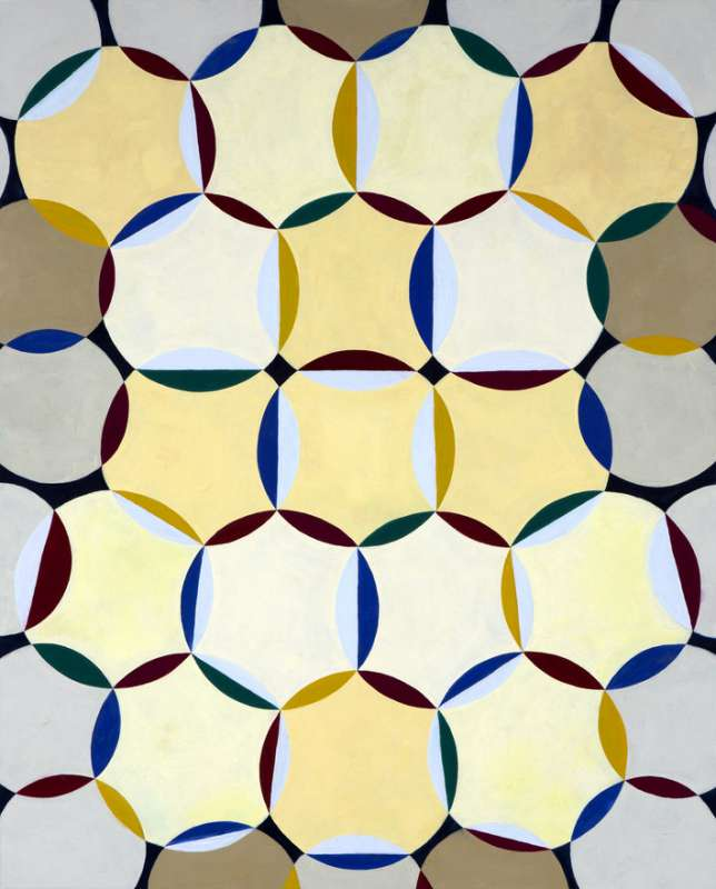 Shifting Circles XVII, 2016