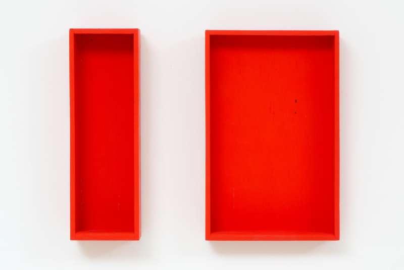 Takashi Suzuki, Text No.13 & No.14 (Portrait), 1998