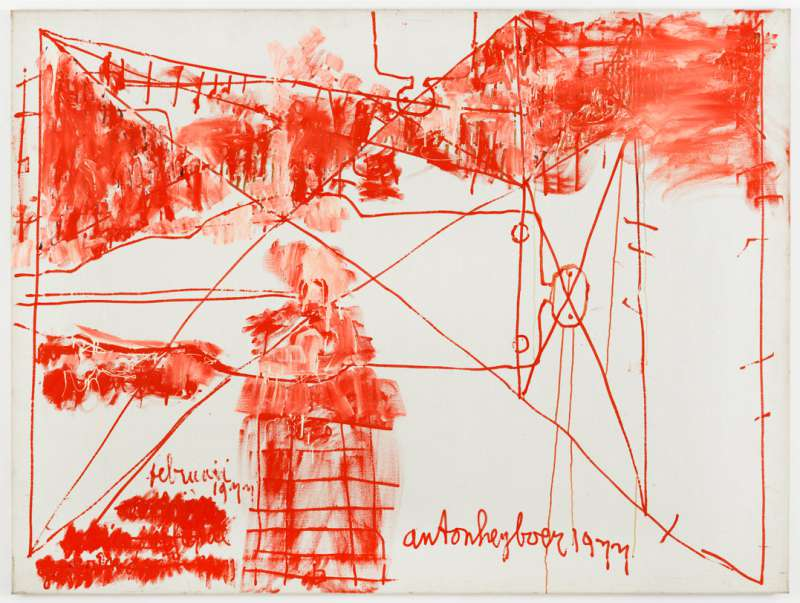 Anton Heyboer, untitled 1977