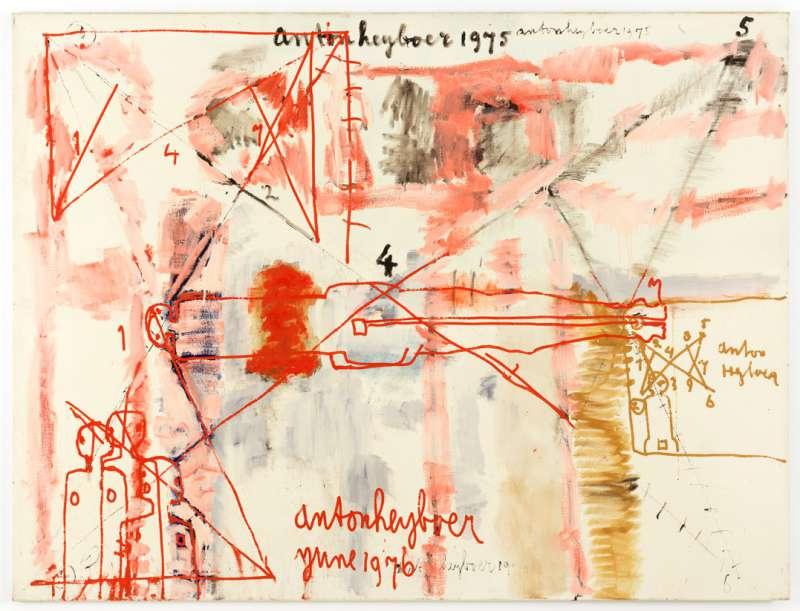 Anton Heyboer, untitled, 1976