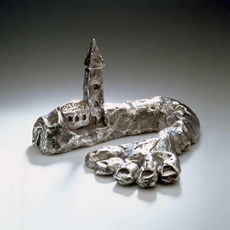 Joost van den Toorn, House of pain, 2002