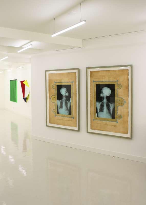 Ahmed Mater, Illumination XXIII & XXIV, 2011