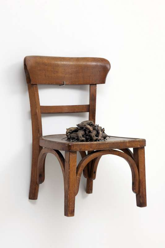 From the Chair (Made Ready), 1979