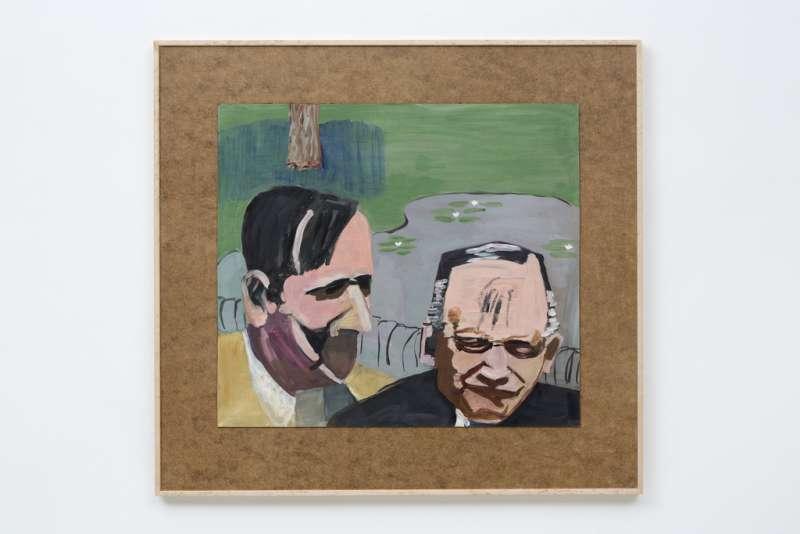 Stefan Zweig & Joseph Roth 2, 2005
