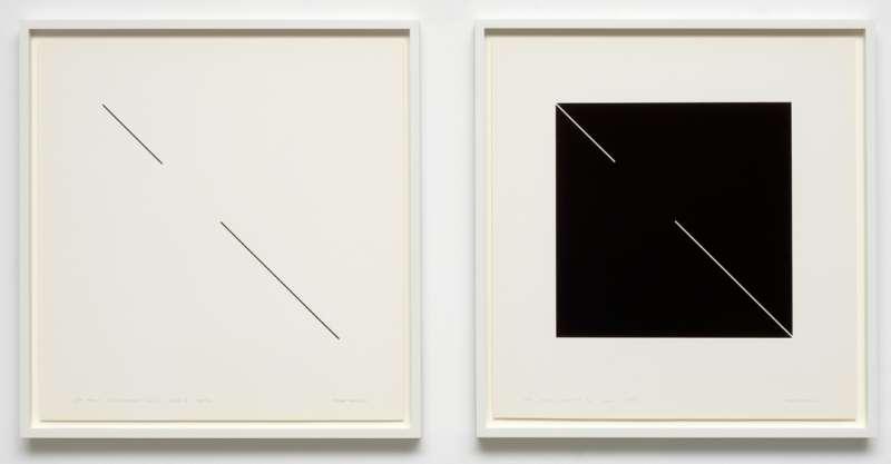 Frans Mossou, Licht- Donkerprent no.2, 1972