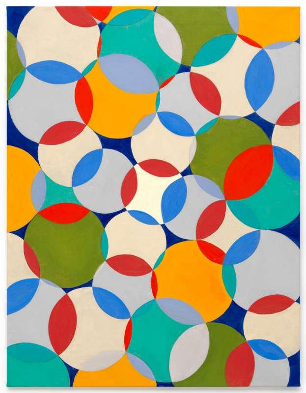 Rob Birza, Floating Circles IV, 2018
