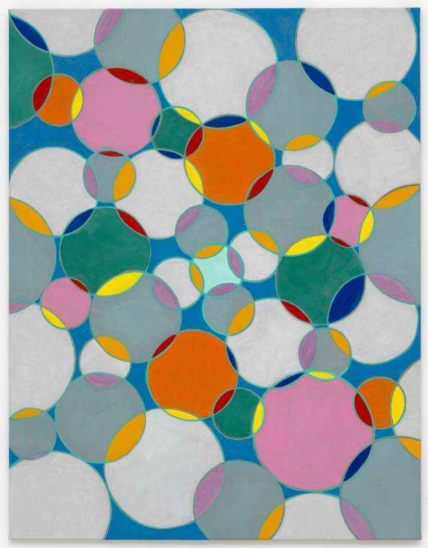 Rob Birza, Floating Circles VIII, 2018