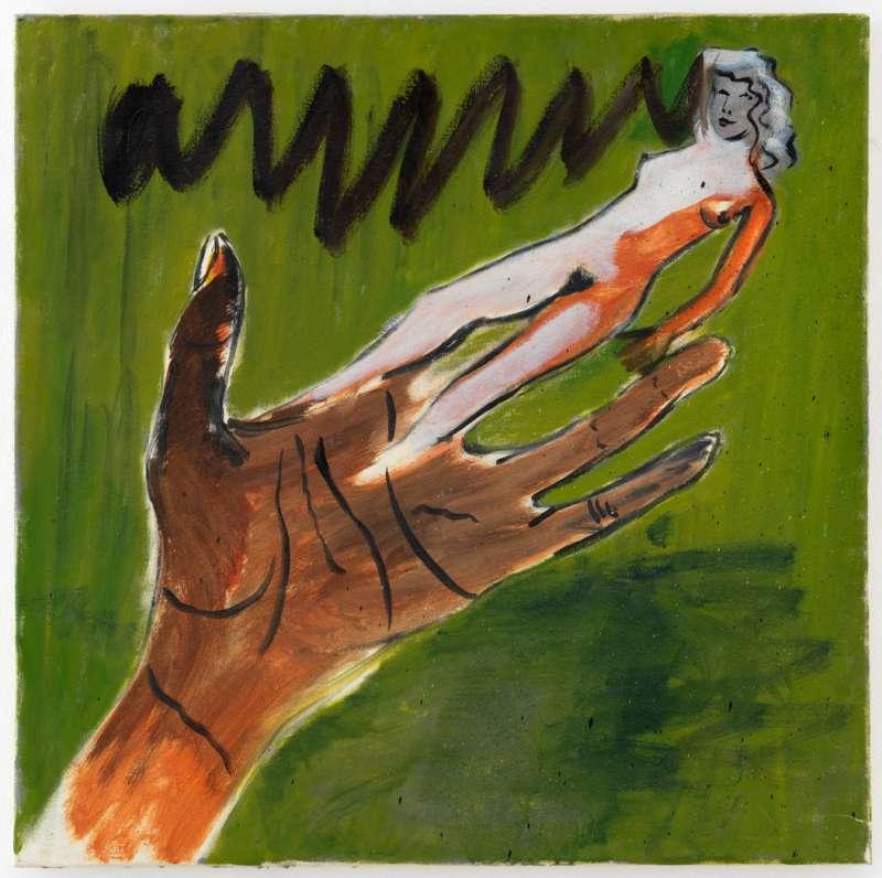 René Daniëls, Fingerspitzengefühl, 1981