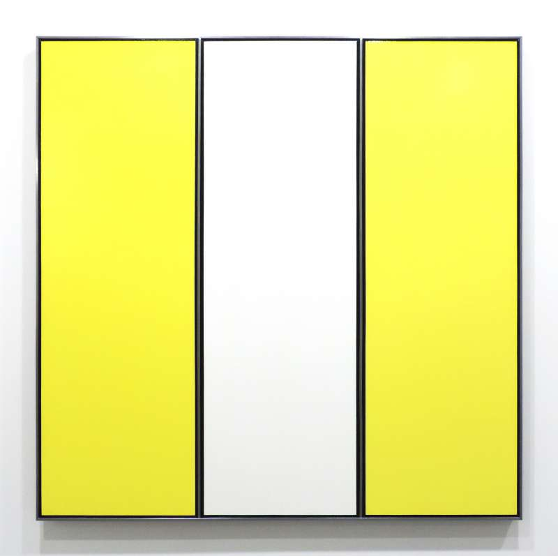 yellow, white & yellow, 1969
