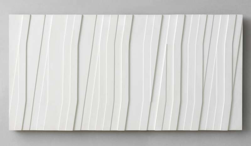 White Relief nº 1, 1972