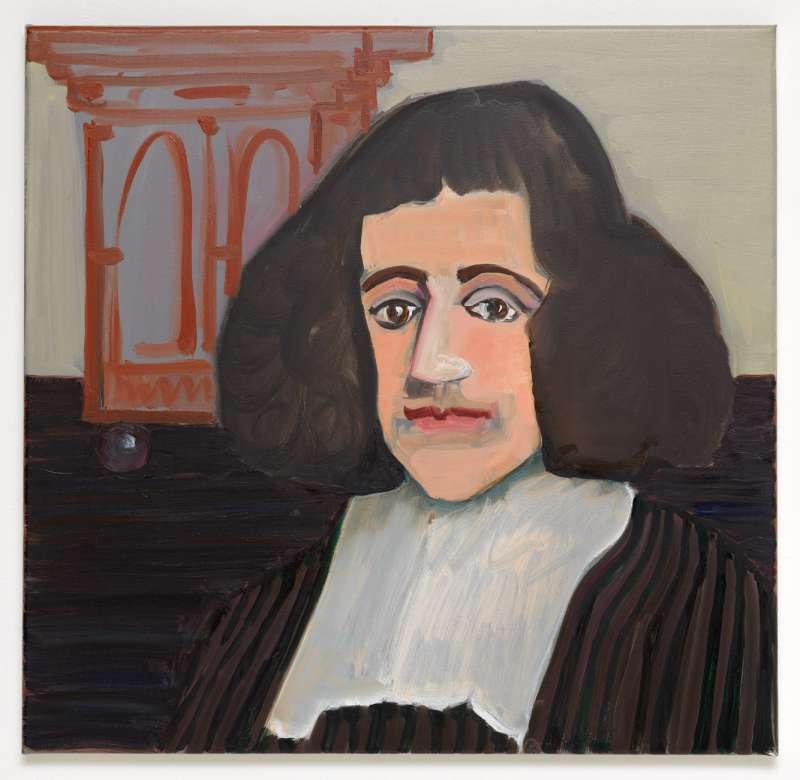Emo Verkerk, Spinoza (kast), 2019
