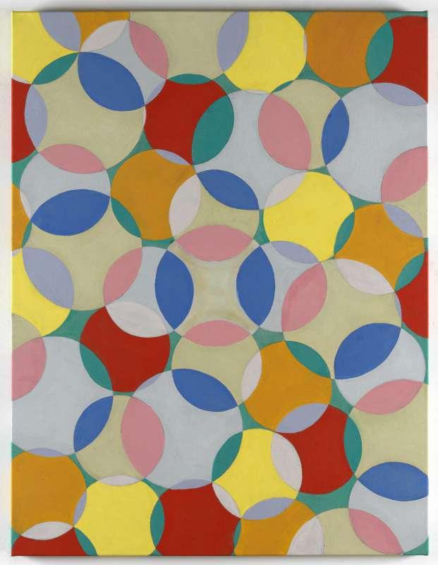 Rob Birza, Floating Circles III, 2019