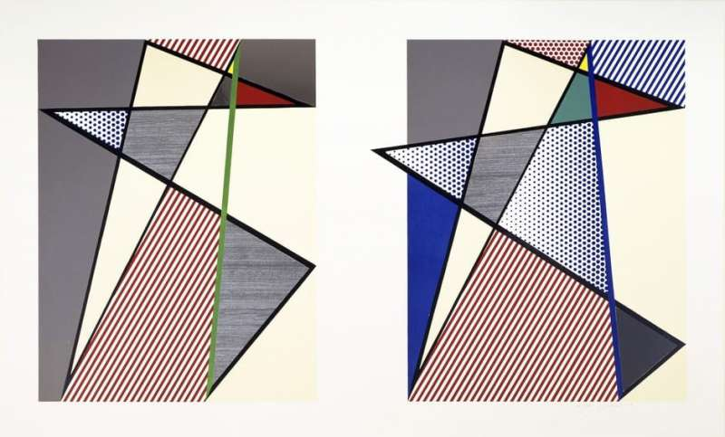 Imperfect Diptych, 1988