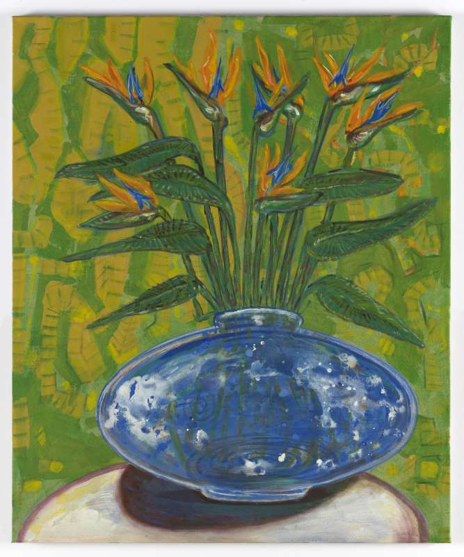Rob Birza, Fake Flowers III, 2021
